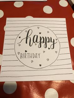diy birthday cards for friends creative - Birthday Cards For Friends, Bday Cards, Funny Birthday Gifts, Birthday Gifts For Best Friend, Handmade Birthday Cards, Diy Birthday, Friend Birthday, Birthday Ideas, Happy Birthday Calligraphy