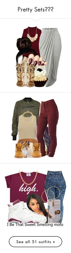 """""""Pretty Sets∆∆∆"""" by yasmeen4740 ❤ liked on Polyvore"""