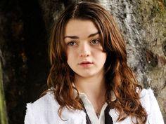 Maisie Williams (Arya Stark)