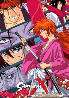 Samurai X  and all the other anime's of it...