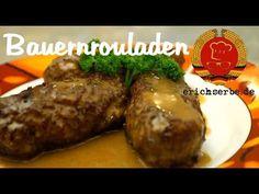 Bauernrouladen (von: erichserbe.de) - Essen in der DDR: Rezepte für ostdeutsche Gerichte - Erichs kulinarisches Erbe. Made with ground beef
