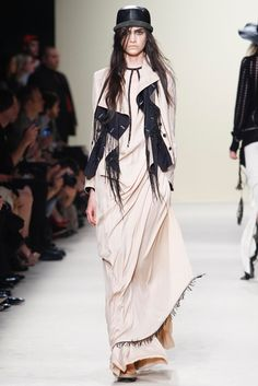 Ann Demeulemeester Spring 2012 Ready-to-Wear