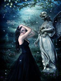 The Soul of the Night by EstherPuche-Art.deviantart.com on @deviantART