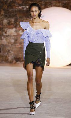 Una a una, las 8 principales tendencias de la New York Fashion Week - Foto 33