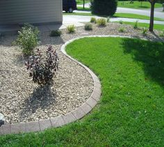 landscape edging picture | Landscape Lighting
