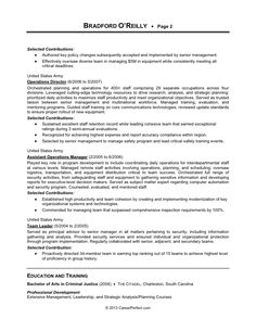 Retired Military Resume Examples Volunteer Appointment Letter Sample Format Marathi Language