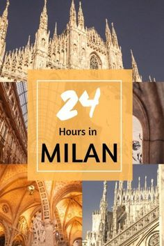 24 Hours in Milan, Italy : Hot Fashion, History and Happy Hours Italy Travel Tips, Rome Travel, Europe Travel Guide, Travel Guides, Milan Travel, Outfits Winter, Outfits Spring, European Destination, European Travel