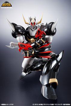 Super Robot Chogokin MAZINKAISER SKL First Official Big Size Images, March 2015 release http://www.gunjap.net/site/?p=211347