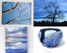 SKY . . . . .  by natalie on Etsy--Pinned with TreasuryPin.com