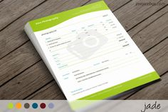 Specifically designed for professional photographers, Jade is contemporary invoice template with elegant lines, clever use of white space and well-proportioned columns. The camera watermark additionally enriches the whole appearance and gives immediate clue what you are charging for. Download it at https://invoicebus.com/templates/invoices/photography/photography-invoice-template-jade/