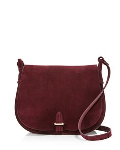 Celine Lefebure Emma Suede Saddle Bag - 100% Bloomingdale's Exclusive