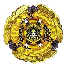 Hades Kerbecs / Hell Kerbecs Metal Masters 4D Beyblade BB…