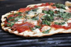 All You Need to Know to Make Grilled Pizza Tonight!