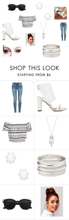 """""""Untitled #35"""" by autumnnx3 on Polyvore featuring IRO, Lucky Brand, Kendra Scott and Charlotte Russe"""