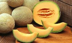 Chilled Cantaloupe-Ginger Soup Recipe