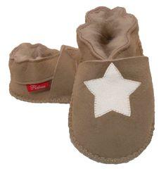 44e2f1b248665 Plateau Tibet - VERITABLE laine d agneau Bottines Chaussures Chaussons en  cuir souple pour bébé garçon fille enfant - Étoile blanche  Amazon.fr   Chaussures ...