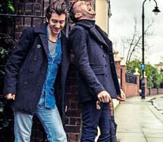 Alex Turner and Miles Kane | The Last Shadow Puppets for Q magazine