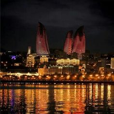 Azerbaijan Baku.3 fire