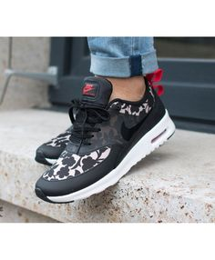 Nike Air Max Thea Black Print Nike Thea 9c54435be