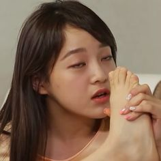 Smeeeeell Sejeong Meme Faces, Funny Faces, Kim Sejeong, Jellyfish Entertainment, Hani, Derp, Kpop Groups, Memes, Kpop Girls