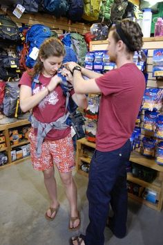 Tips on Shopping for a Backpack #shopping #camping #gear #outdoors