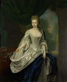 Louise Christina Trip (gest 1733). Echtgenote van Gerrit Stichterman, Jan Abel Wassenbergh, 1710