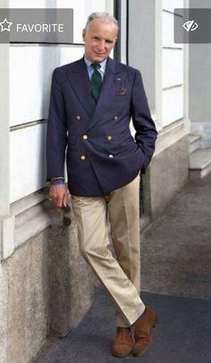 Mature Mens Fashion, Old Man Fashion, Preppy Mens Fashion, Mens Fashion Suits, Outfits Casual, Mode Outfits, Ivy League Style, La Mode Masculine, Mens Attire