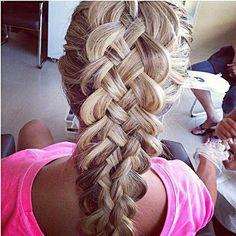 Pretty cool braids