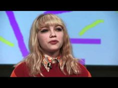▶ Still figuring it out: Tavi Gevinson at TEDxTeen - YouTube