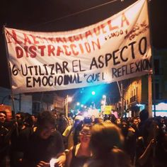 """From """"Marcha #20NovMx"""" story by EL INFORMADOR on Storify — https://storify.com/informador/paro-nacional-en-apoyo-a-43-normalistas-de-ayotzin"""