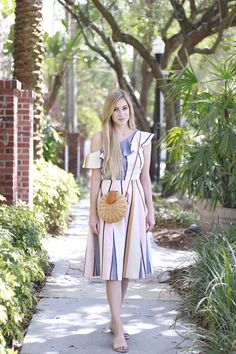 One Shoulder Sundress | A Daydream Love
