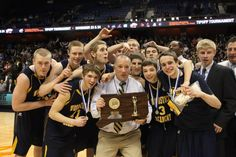 2012-2013 CIAC Class 'L' State Boys Basketball Ball Champions! Congratulations!