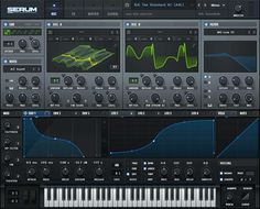 I'm currently renting to own this through splice.com - Serum - the first synthesizer from Xfer Records, creators of the enduringly useful LFO Tool. Its aims are simple: to be a 'dream synth', which in this case translates to a wavetable synthesizer producing high-quality sound from a 'workflow-oriented' interface.