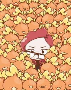 I had the sudden urge to draw Maxie surrounded by a bunch of Torchic As long as they're not cuccos.
