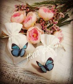 Uçuşan kelebekler... #heradesign #lavantakesesi #nikahşekeri #nikahhediyelikleri #wedding #lavender #lavanta #vintage #kokulukeseler #lavenderbag #özeltasarım