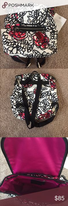 Coach backpack Brand new, never worn coach backpack. Original keychains attached. Coach Bags Backpacks