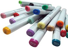 You can buy your Copics @ Michael's online store and use your in-store coupons to save money.