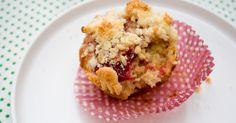 Fresh Cherry Raspberry Muffins Recipe (the best Remedy)