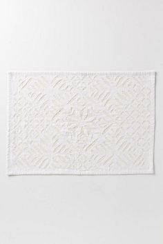 Cyme Placemat - Anthropologie.com