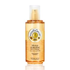 Roger & Gallet Bois d'Orange Huile Sublime Perfumed Dry Oil