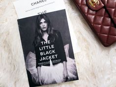 "Finally in Berlin. Chanel's ""THE LITTLE BLACK JACKET"" So excited"
