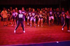 Stadsdag Venlo tijdens Purple 2015 #fontys #denkgroter #purple