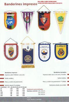 Banderines de categoria