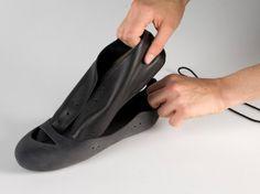 Jennifer Rieker, flat-pack fashion, flat-pack shoes, flat-pack design, eco-fashion, sustainable fashion, green fashion, ethical fashion, sustainable style, DIY, do it yourself, eco-friendly shoes, sustainable shoes, modular fashion