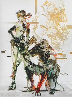 Browse a selection of 50 concept art made for The Art Of Metal Gear Solid V, The Phantom Pain.f Metal Gear Solid V is the ninth and final installment in Metal Gear V, Metal Gear Solid Quiet, Raiden Metal Gear, Metal Gear Games, Snake Metal Gear, Metal Gear Solid Series, Metal Gear Rising, Big Boss Metal Gear, Metal Solid