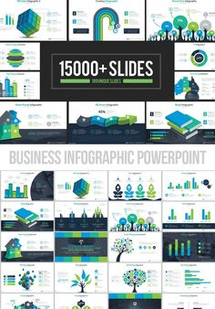 Business Infographic Presentation PowerPoint Template Book Infographic, Infographic Powerpoint, Powerpoint Themes, Creative Powerpoint Templates, Powerpoint Presentation Templates, Infographic Templates, Keynote Template, Flyer Template, Templates Free