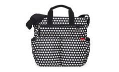 Connects Dots Duo Signature Diaper Bag by Skip Hop