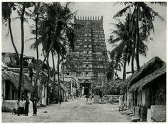 SOUTH INDIAN TEMPLES Ramanatha swamy temle, Rameshwaram (1928)