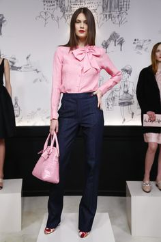 Kate Spade Ready To Wear Fall Winter 2015 New York