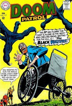 COMIC_doom_patrol_114 #comic #cover #art
